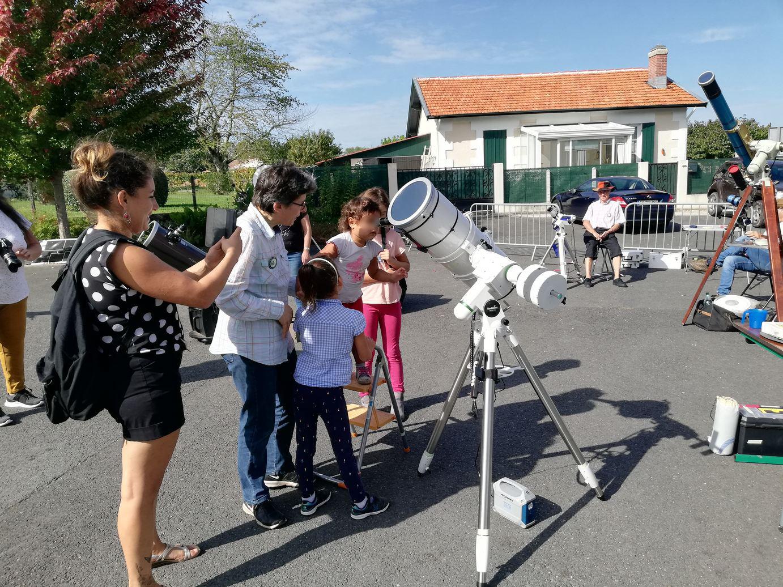 FESTIVAL DE LA SCIENCE samedi 12 octobre 2019 à Saint-Médard d'Eyrans 09