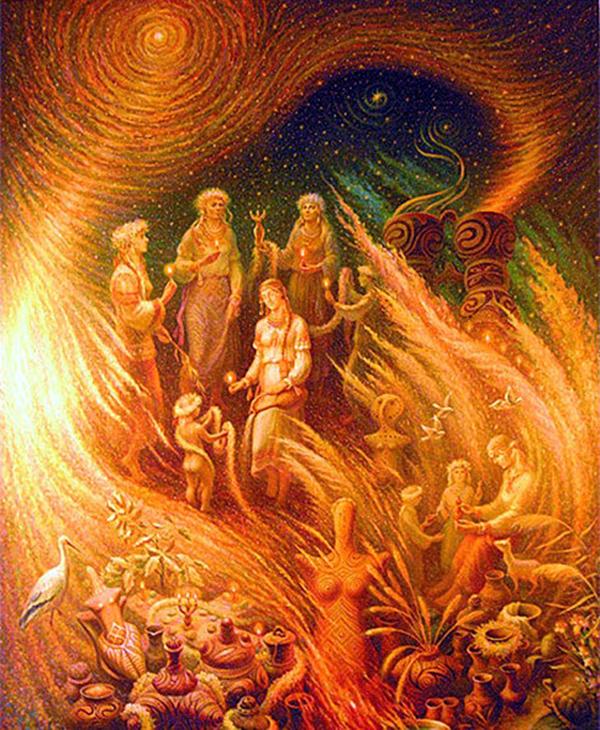 С 27 декабря начинаются 12 Программных дней Рода! 150420082154