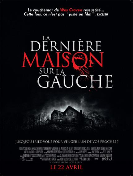 Vos derniers visionnages DVD et  Blu Ray La-derniere-maison-sur-la-gauche-2009-affiche-francaise