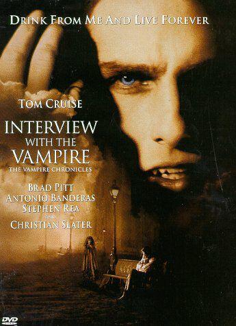 -Esas peliculas que no nos cansamos de ver- Entrevista-con-el-vampiro-dvd