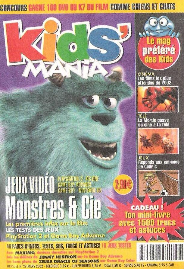 [Topic Nostalgie] la belle époque (90) - Page 3 Kids-mania_0028