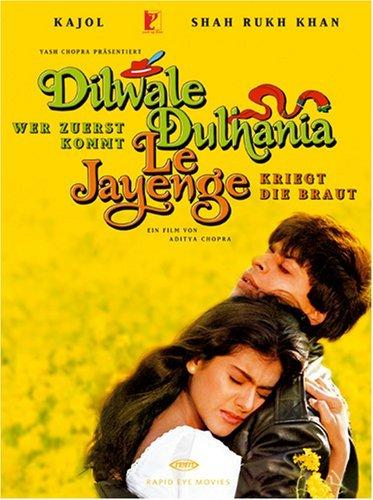 DILWALE DULHANIA LE JAYENGE (1.995) con Shah Rukh Khan + Vídeos Musicales + Jukebox + Sub. Español Ddlj