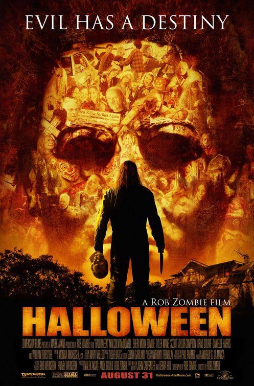 تحميل سلسلة الرعب هالوين كاملة برابط واحد فقط Halloween Halloween