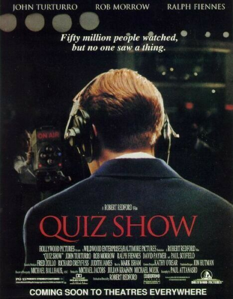 Ralph Fiennes - Page 2 Quiz_show_poster
