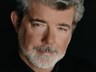 El padre de Anakin George-lucas