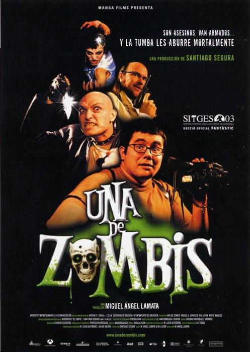 هنا فقط حمل فيلم الزومبي الاسباني النادر Una de zombis 2003 Unadezombies
