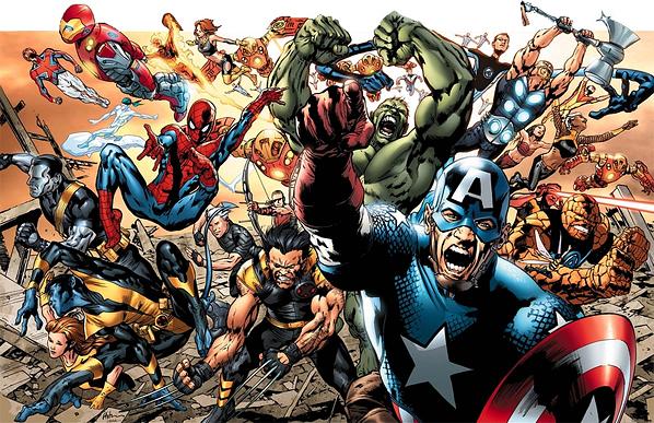 Archive #1 : L'ancien contexte du forum Marvel_ultimate