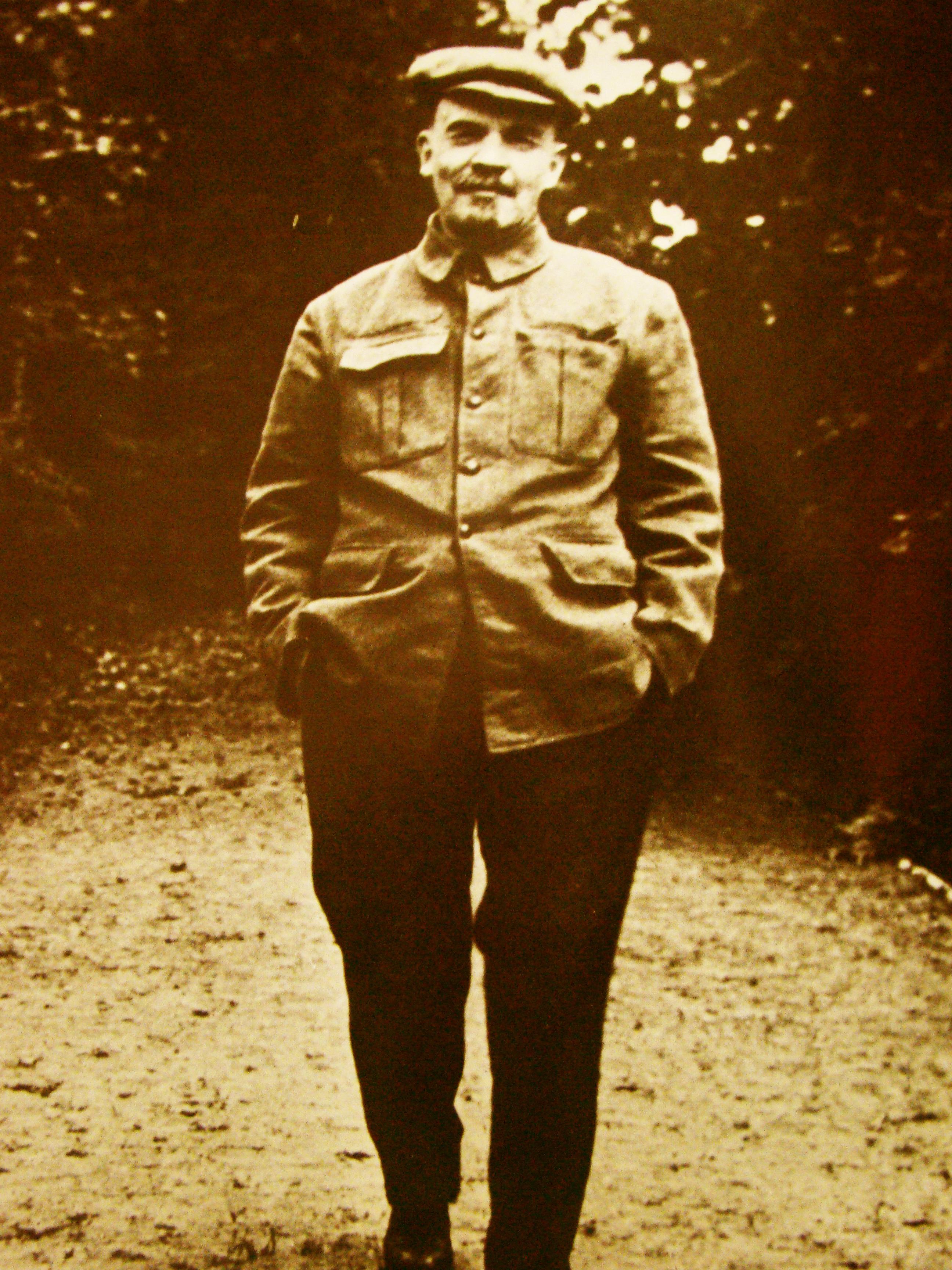 """""""Testamento político de V. I. Lenin (Carta al Congreso )"""" - mayo de 1924 LENINPARADOMARRONCITO"""