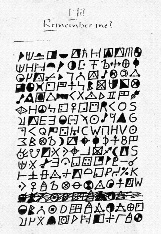 Scorpion letters/ciphers sent to John Walsh Scorpion4