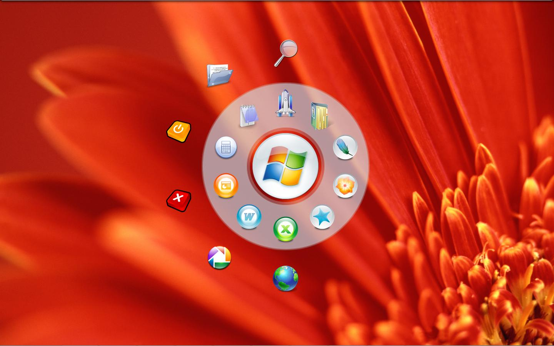 Circle Dock v1.5.6 AlphaPreview2Screen5