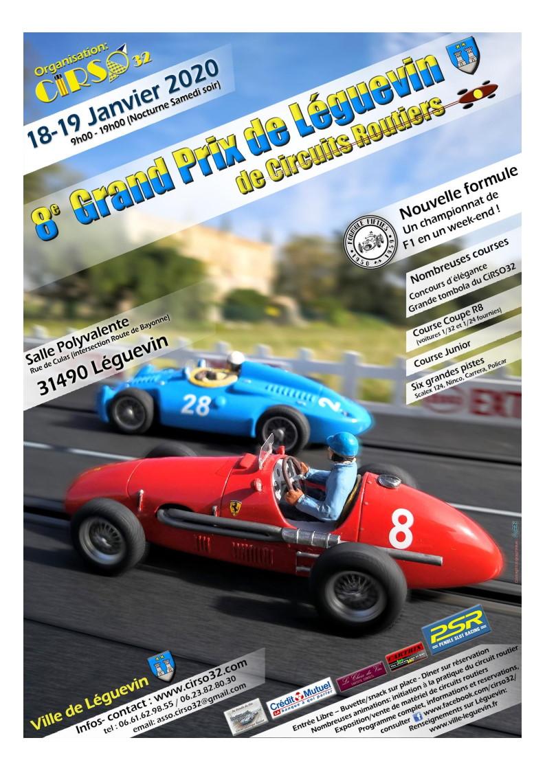 GPL 2020 (Grand Prix de Leguevin) Le programme complet P01