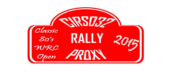 PROXY RACE CiRSO32 2015 Proxy-2015-1