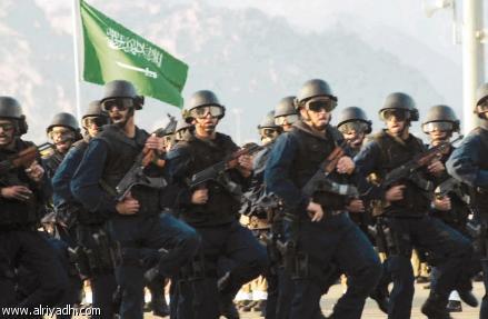 Yémen: guerre du gouvernement contre les Houtis - Page 7 Saudi-Security-Forces