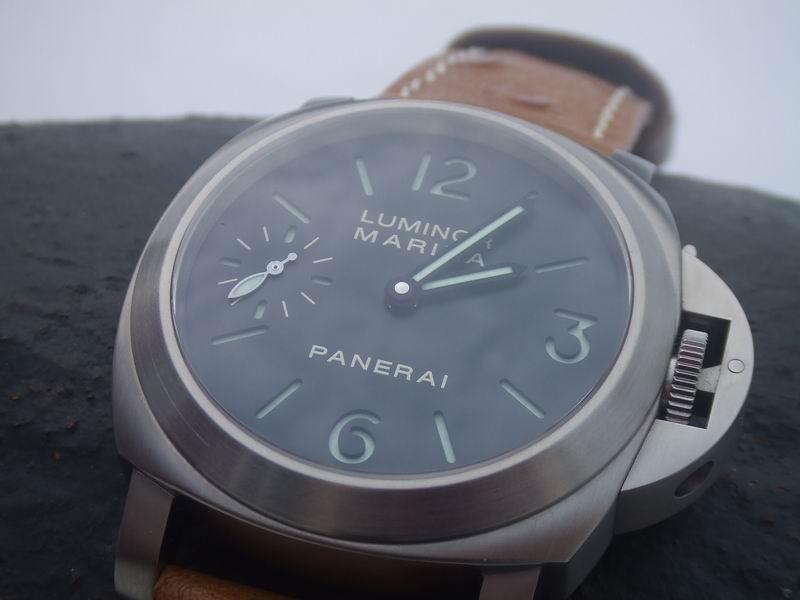 panerai - RECENSEMENT DES PANERAI DU FORUM 177snow1