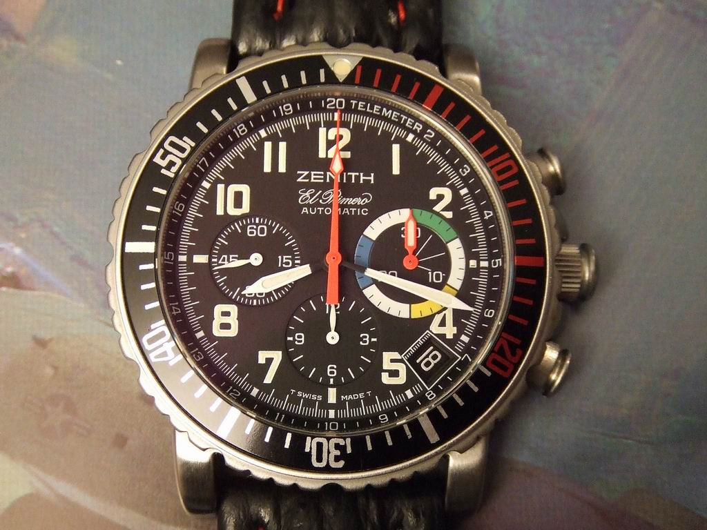 Zenith Rainbow Flyback Color ZRFB11