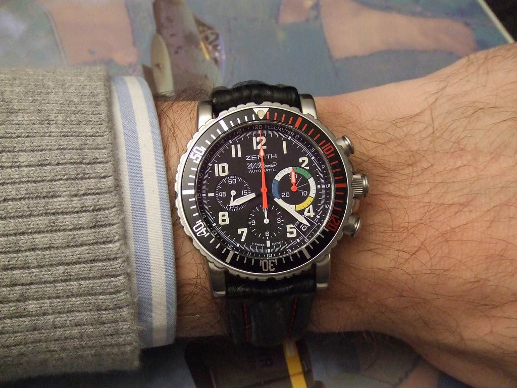 Zenith Rainbow Flyback Color ZRFB14