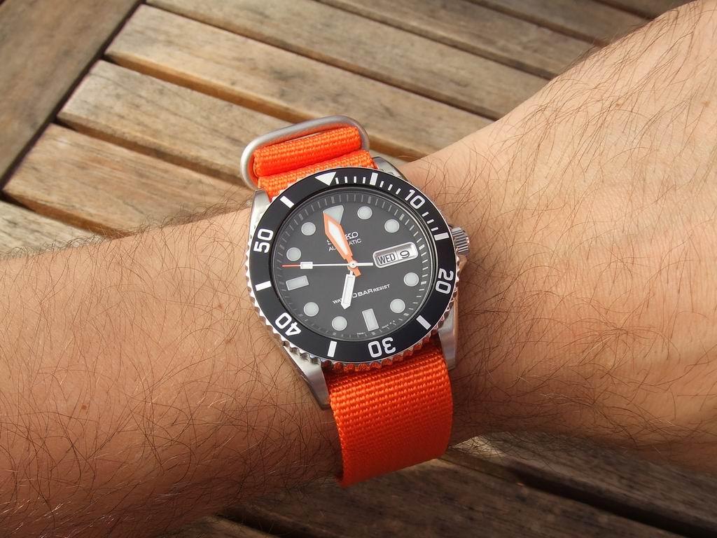 [tuning] Passez à l'orange ! Seikoploprof8