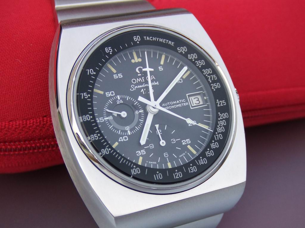 Question technique Omega Speedmaster 125 Speed125B