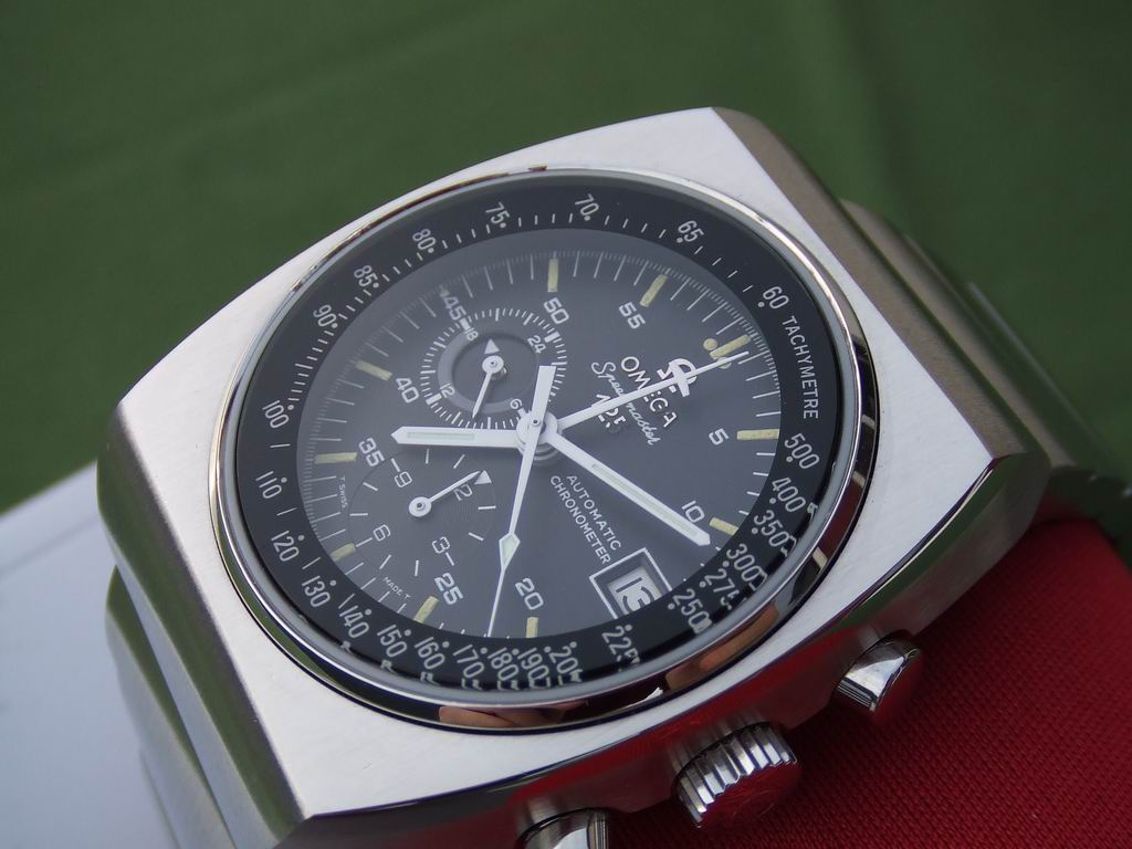 Question technique Omega Speedmaster 125 Speed125F