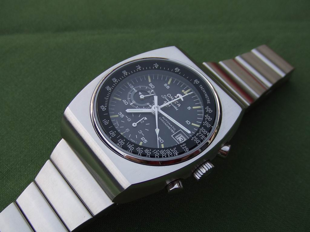 Question technique Omega Speedmaster 125 Speed125I