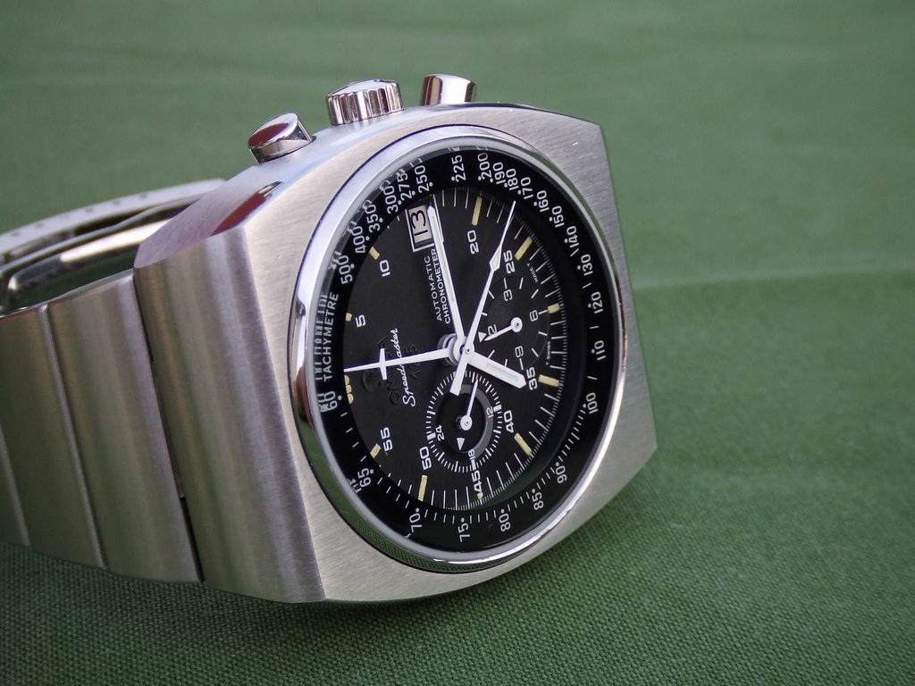 Question technique Omega Speedmaster 125 Speed125J