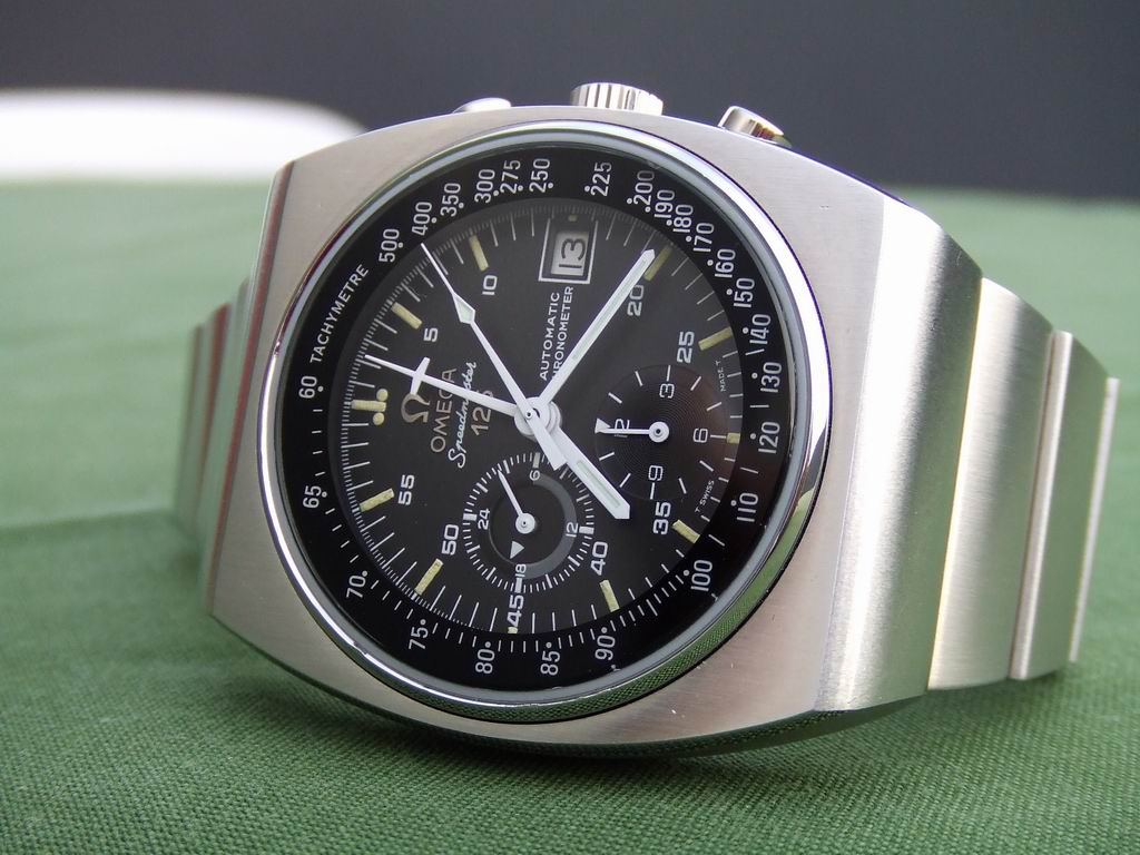 Question technique Omega Speedmaster 125 Speed125L
