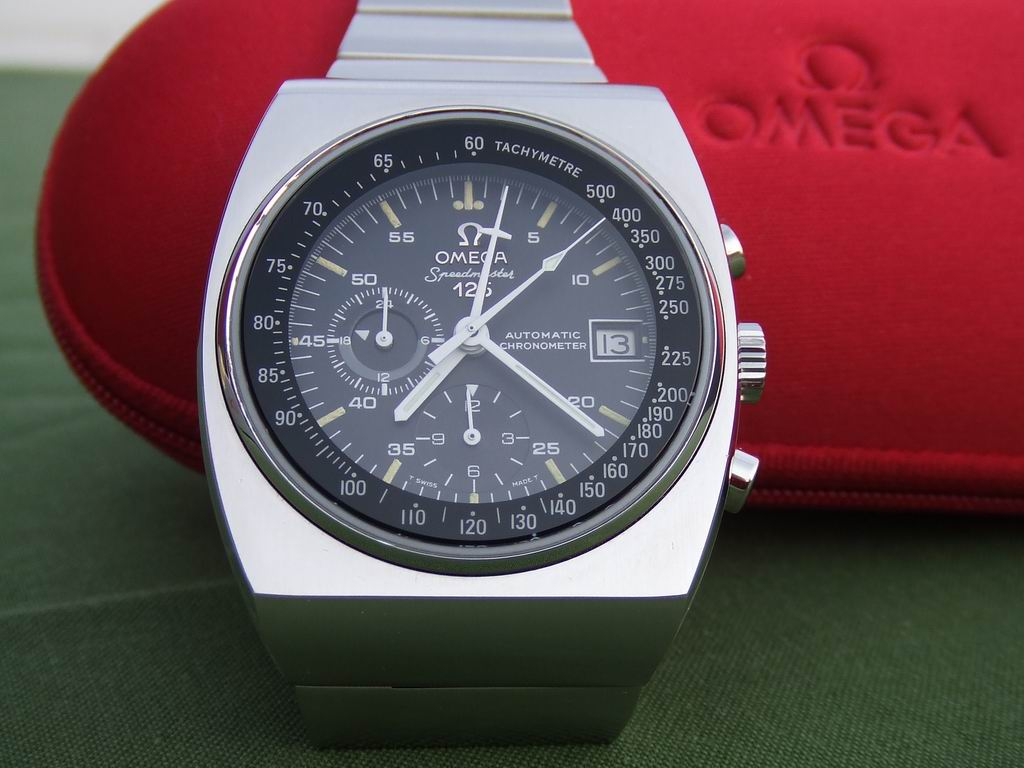 Question technique Omega Speedmaster 125 Speed125N