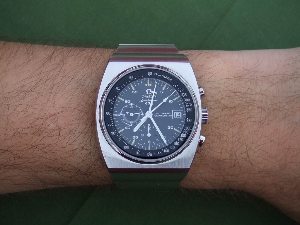 Question technique Omega Speedmaster 125 Speed125T