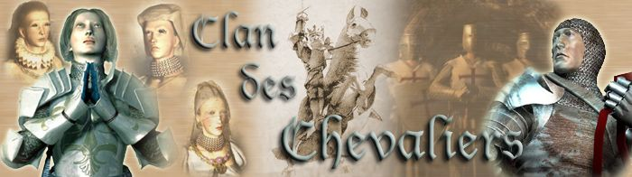 Le Clan des Chevaliers, CDC, CdC