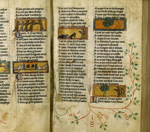 Le Roman de Renart (Illustré) Fr_12584_018v-19