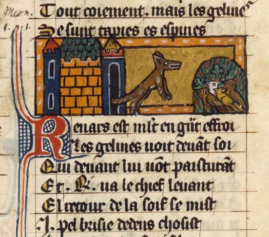 Le Roman de Renart (Illustré) Fr_12584_059