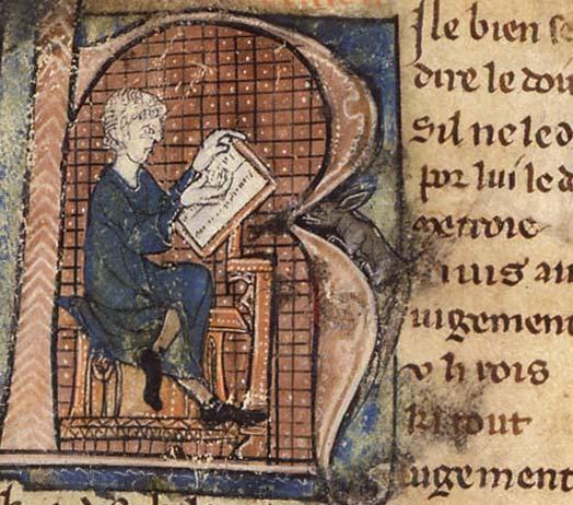Le Roman de Renart (Illustré) Fr_1581_002v