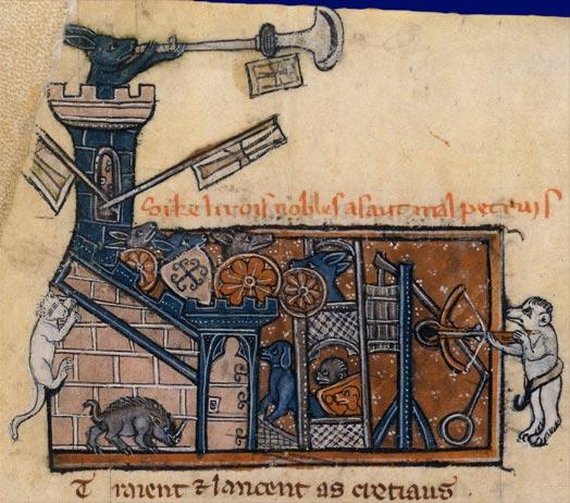 Le Roman de Renart (Illustré) Fr_1581_008v