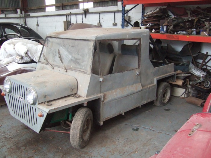 Mk1 scamp pickup. Likely to be moke inspired S1_5