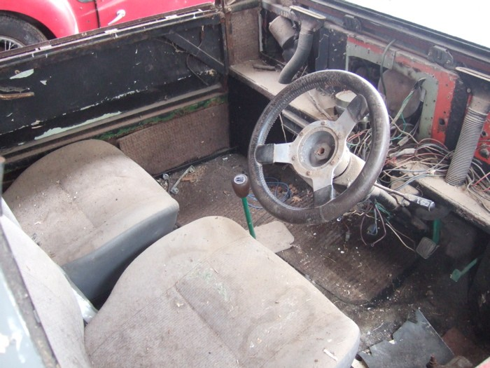 Mk1 scamp pickup. Likely to be moke inspired S4_5