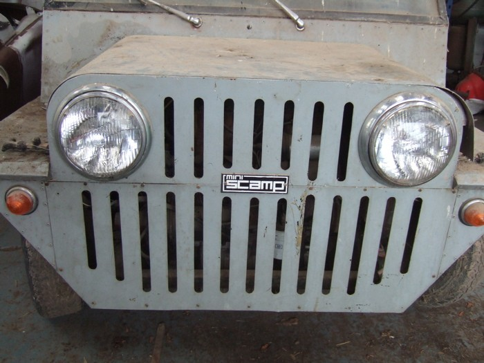 Mk1 scamp pickup. Likely to be moke inspired S6_4