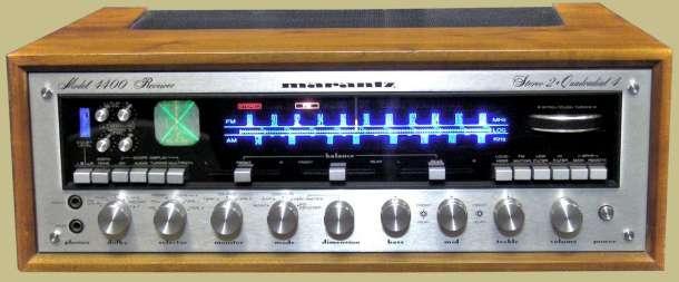 Sintonizzatore radio digitale FM/AM - Pagina 2 Marantz-4400-front