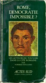 La Bibliothèque d'histoire ancienne - Page 2 Rome_democratie_L10