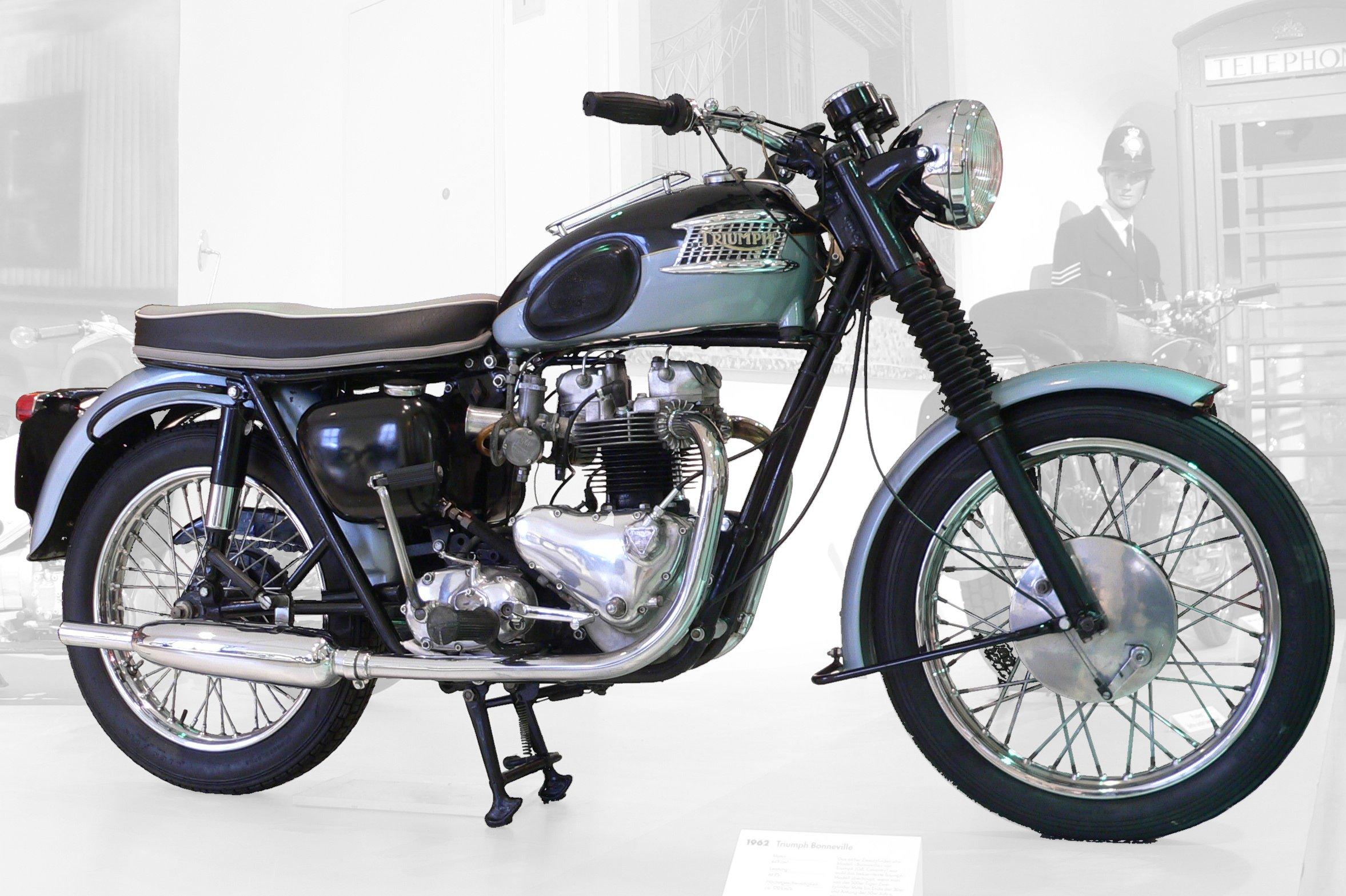 Motos anglaises Triumph_Bonneville