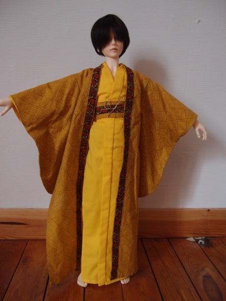 Commissions couture ----> Boutique Lilli Bellule <---- Kimono-jaune1