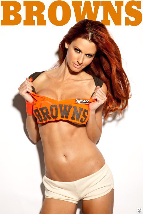 The Cleveland Brown - Season Review Cheerleader