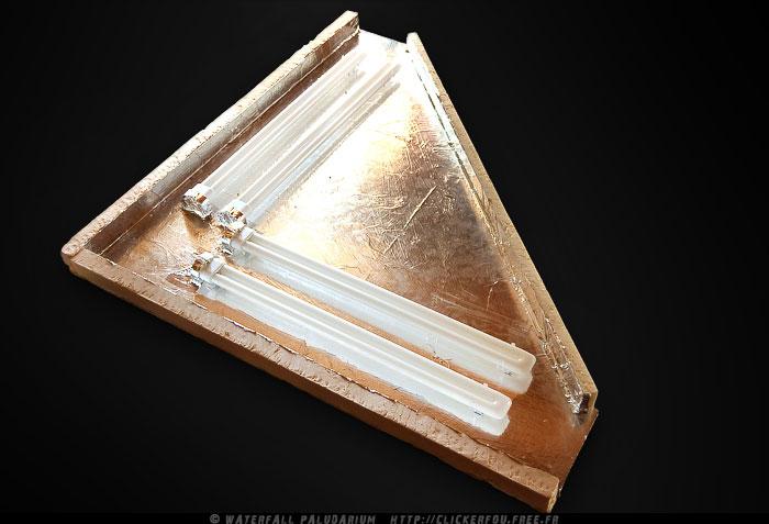 Eclairage sans vitre de protection Waterfall-Paludarium_076
