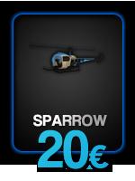 The Shop E-ZONE Sparrow