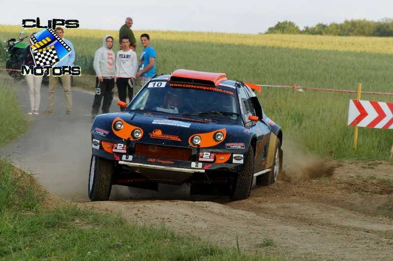 Rallye - Mes Clichés du rallye Jean de la Fontaine et la vidéo  Jdf20142