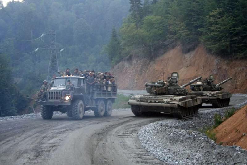 armée russe (et ses alliés) 2