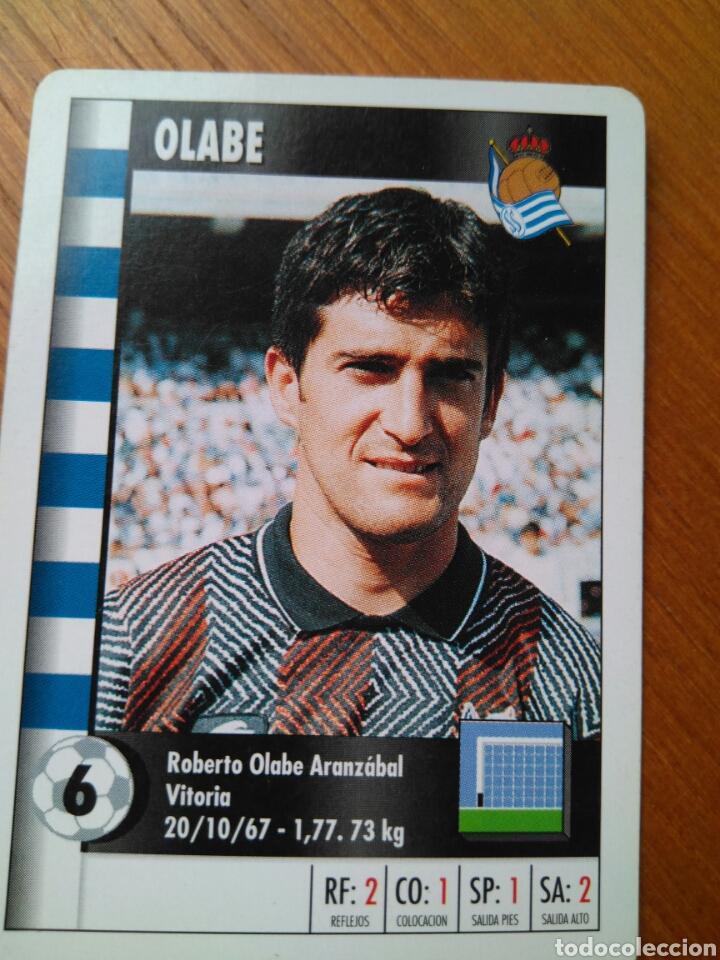 ¿Cuánto mide Roberto Olabe? 84944188_1493303553