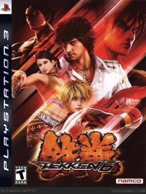 Videojuegos (Ps3, Xbox 360, NDS, Wii, Pc, PSP...) Tekken-6