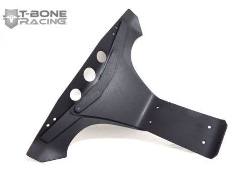 [NEW]Protection Triangle av/arr/Parechoc av/Wheelie bar/front bumper/Arm skids X-Maxx T-Bone Racing Tbone2