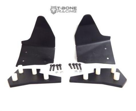 [NEW]Protection Triangle av/arr/Parechoc av/Wheelie bar/front bumper/Arm skids X-Maxx T-Bone Racing Tbone3