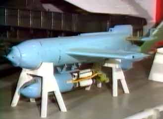 les missiles durant la seconde guerre mondiale HS293